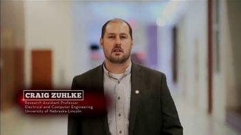 BTN LiveBIG TV Spot, 'Inside Nebraska's Cutting-Edge Laser Lab' - Thumbnail 2