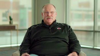 Korn Ferry TV Spot, 'Be More Than' Featuring Andy Reid
