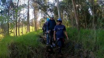 The Hawaiian Islands TV Spot, 'Skyline Eco Adventures' Featuring Lanto Griffin - Thumbnail 10