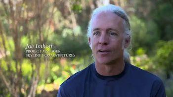 The Hawaiian Islands TV Spot, 'Skyline Eco Adventures' Featuring Lanto Griffin - Thumbnail 7