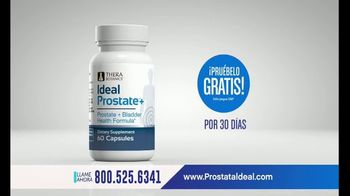 Therabotanics Ideal Prostate+ TV Spot, 'Problema' [Spanish] - Thumbnail 4