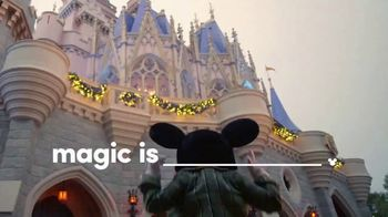 Disney World TV Spot, 'Discover Holiday Magic: $49 Ticket' - Thumbnail 2