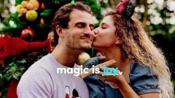 Disney World TV Spot, 'Discover Holiday Magic: $49 Ticket' - Thumbnail 5