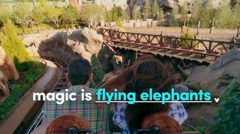 Disney World TV Spot, 'Discover Holiday Magic: $49 Ticket' - Thumbnail 6
