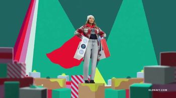 Old Navy TV Spot, 'Safest Way to Gift' Featuring RuPaul - 2453 commercial airings