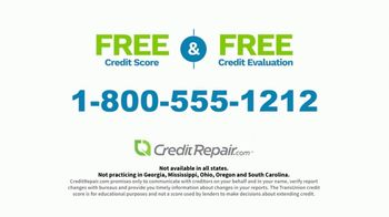 CreditRepair.com TV Spot, 'Live Action: Free Evaluation and Score' - Thumbnail 10