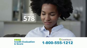 CreditRepair.com TV Spot, 'Live Action: Free Evaluation and Score' - Thumbnail 8