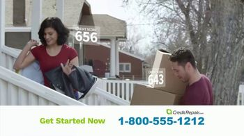 CreditRepair.com TV Spot, 'Live Action: Free Evaluation and Score' - Thumbnail 9