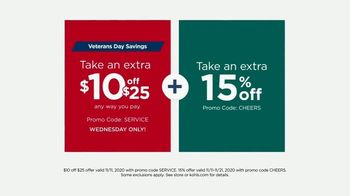 Kohl's Veterans Day Savings TV Spot, 'Sweaters, Boots and Bedding' - Thumbnail 4