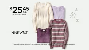 Kohl's Veterans Day Savings TV Spot, 'Sweaters, Boots and Bedding' - Thumbnail 5