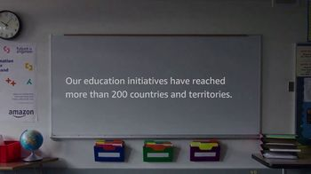 Amazon TV Spot, 'Helping Students and Teachers'