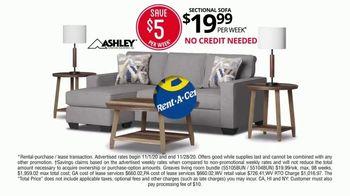 Rent-A-Center Black Friday Savings TV Spot, Ashley Bedroom, Recliner and Living Room Bundle' - Thumbnail 10