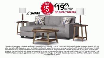 Rent-A-Center Black Friday Savings TV Spot, Ashley Bedroom, Recliner and Living Room Bundle' - Thumbnail 9