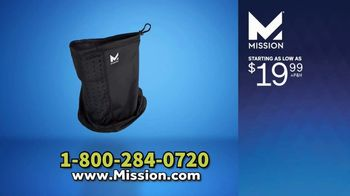 Mission Cooling TV Spot, 'This Just In' Featuring Dwyane Wade, Serena Williams - Thumbnail 10