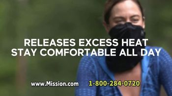 Mission Cooling TV Spot, 'This Just In' Featuring Dwyane Wade, Serena Williams - Thumbnail 6