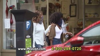 Mission Cooling TV Spot, 'This Just In' Featuring Dwyane Wade, Serena Williams - Thumbnail 9
