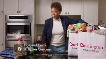 Burlington TV Spot, 'Holidays: Cut the Price Tags Off' - Thumbnail 1
