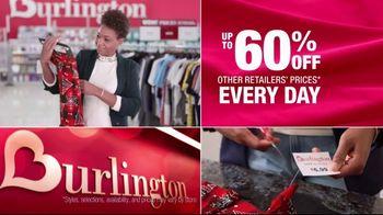 Burlington TV Spot, 'Holidays: Cut the Price Tags Off' - Thumbnail 3