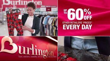 Burlington TV Spot, 'Holidays: Cut the Price Tags Off' - Thumbnail 4