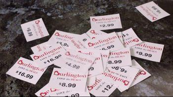 Burlington TV Spot, 'Holidays: Cut the Price Tags Off' - Thumbnail 7