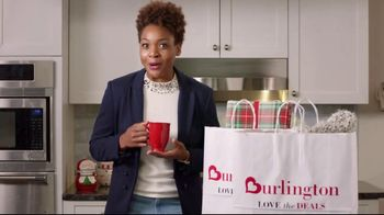 Burlington TV Spot, 'Holidays: Cut the Price Tags Off'