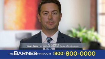 The Barnes Firm TV Spot, 'I Chose the Barnes Firm: Sean' - Thumbnail 3