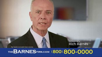 The Barnes Firm TV Spot, 'I Chose the Barnes Firm: Sean' - Thumbnail 6