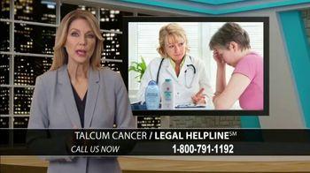 Onder Law Firm TV Spot, 'Talcum Cancer'