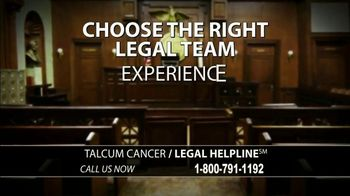 Onder Law Firm TV Spot, 'Talcum Cancer' - Thumbnail 7