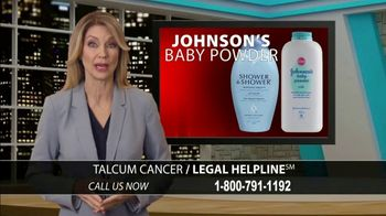 Onder Law Firm TV Spot, 'Talcum Cancer' - Thumbnail 2