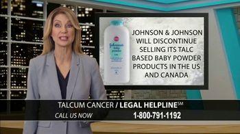 Onder Law Firm TV Spot, 'Talcum Cancer' - Thumbnail 3