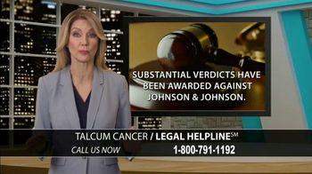 Onder Law Firm TV Spot, 'Talcum Cancer' - Thumbnail 5
