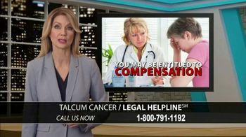 Onder Law Firm TV Spot, 'Talcum Cancer' - Thumbnail 6