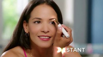 Flawless Brows TV Spot, 'Sweeps the Hair Away' - Thumbnail 4