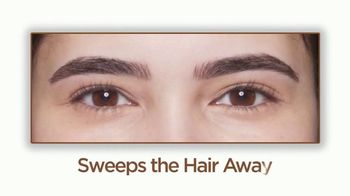 Flawless Brows TV Spot, 'Sweeps the Hair Away' - Thumbnail 5