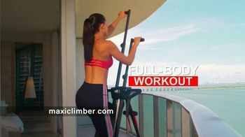 MaxiClimber XL TV Spot, 'Full-Body Workout'