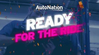 AutoNation TV Spot, 'The New Year Starts Now: $20 Off Oil Changes'
