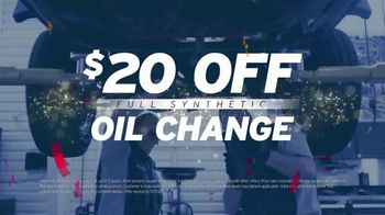 AutoNation TV Spot, 'The New Year Starts Now: $20 Off Oil Changes' - Thumbnail 7