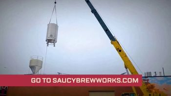 Saucy Brew Works TV Spot, 'Saucy Posse' - Thumbnail 2