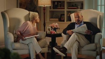 AT&T TV Spot, 'Special Lady: Fiber + TV for $84.99 per Month'