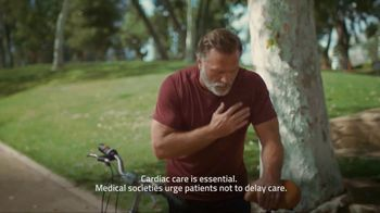 Abiomed Impella Heart Pump TV Spot, 'COVID-19: Your Heart Health is a Priority' - Thumbnail 2