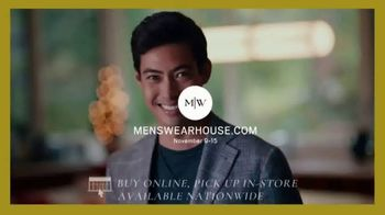 Men's Wearhouse Early Bird Black Friday Sale TV Spot, 'Shirts, Pants and Suits' - Thumbnail 8