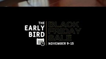 Men's Wearhouse Early Bird Black Friday Sale TV Spot, 'Shirts, Pants and Suits' - Thumbnail 2