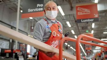 The Home Depot Black Friday Prices TV Spot, 'Mejor que nunca' [Spanish] - Thumbnail 4