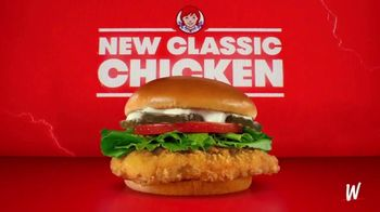 Wendy's Classic Chicken Sandwich TV Spot, '¡Reescribiendo la historia!' [Spanish]