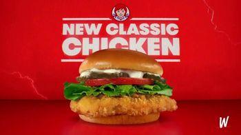 Wendy's Classic Chicken Sandwich TV Spot, '¡Reescribiendo la historia!' [Spanish] - Thumbnail 2