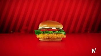 Wendy's Classic Chicken Sandwich TV Spot, '¡Reescribiendo la historia!' [Spanish] - Thumbnail 3