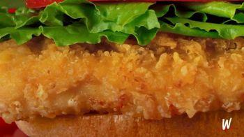 Wendy's Classic Chicken Sandwich TV Spot, '¡Reescribiendo la historia!' [Spanish] - Thumbnail 4