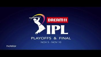 Hotstar TV Spot, 'Dream 11 IPL Cricket Playoffs & Finals' - Thumbnail 10