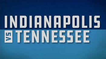 FanDuel TV Spot, 'Thursday Night Showdown: Indianapolis vs. Tennessee' - Thumbnail 3